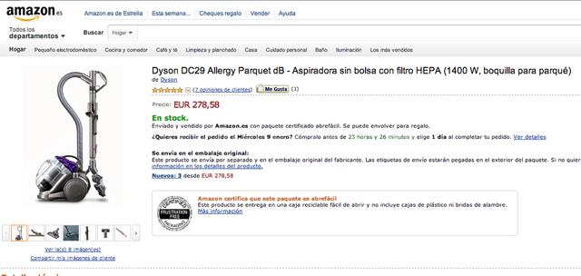 Dyson amazon